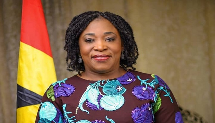 Shirley Ayorkor Botchway, Minister for foreign affairs
