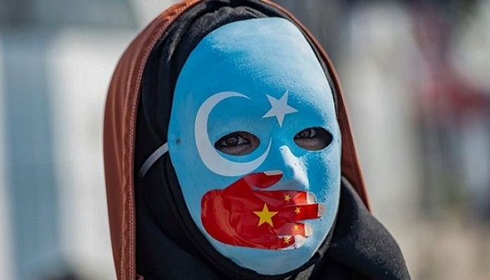 Human rights groups say up to 1M Uighurs and other Muslims are in detention centres in Xinjiang