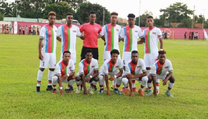 Eritrea's Under-20 team has done well at the tournament in Uganda