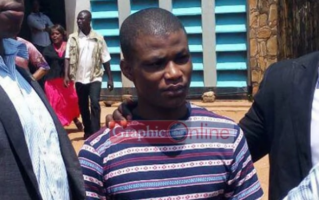 Daniel Asiedu is one of the accused persons