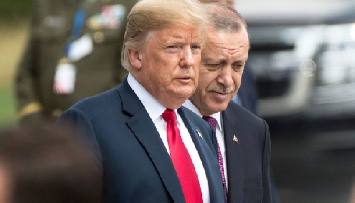 Trump defends Syria withdrawal amid reports of ISIS resurgence