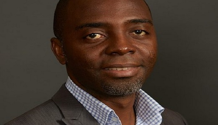 Country Director of PharmAccess, Dr. Maxwell Akwasi Antwi