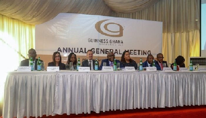 The financial year under review delivered GHc9 million in dividend