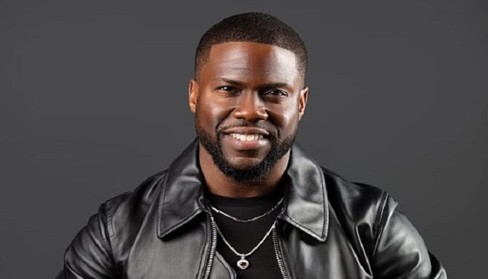 American comedian and actor, Kevin Hart