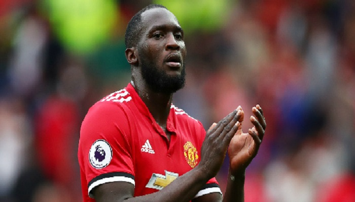 Romelu Lukaku played for Manchester United for two seasons before joining Inter Milan
