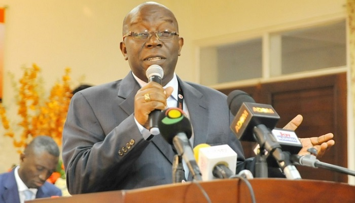 Director General of SSNIT, Dr John Ofori-Tenkorang