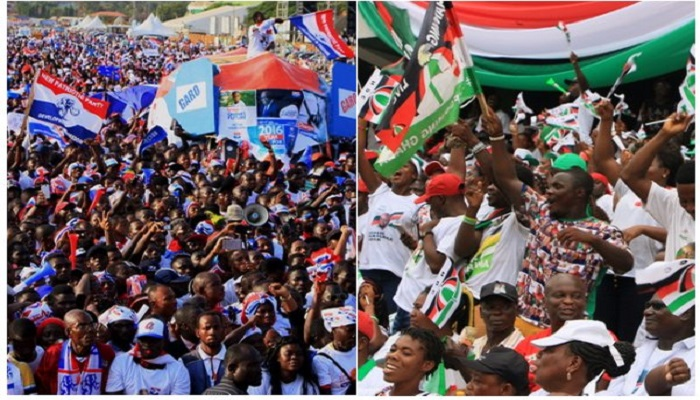 NPP, NDC Supporters