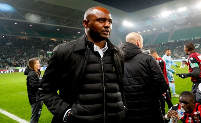 Former Arsenal player, Patrick Vieira