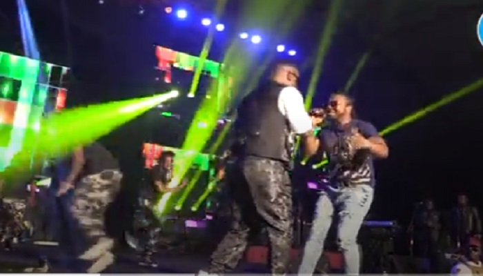Immense ecstasy as Sarkodie performs 'Oofeetso' at Rapperholic 2019
