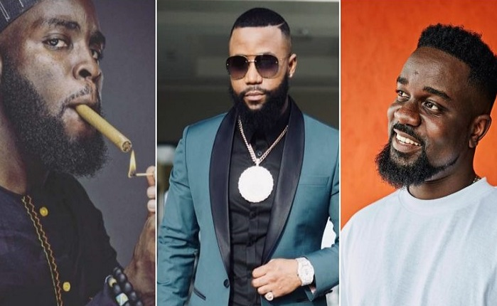 15 Best Rappers In Africa- M.anifest, Sarkodie Listed