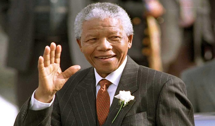 Nelson Mandela passed away on December 5, 2013