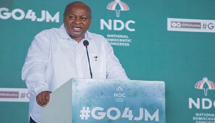 NDC launches digital platforms to raise funds for campaign