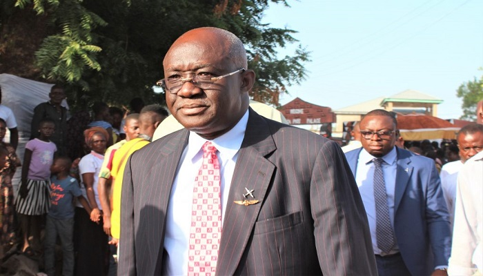 Kofi Adda, Aviation Minister