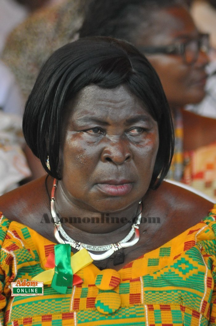 Leader of the Ghana Freedom Party (GFP), Akua Donkor74