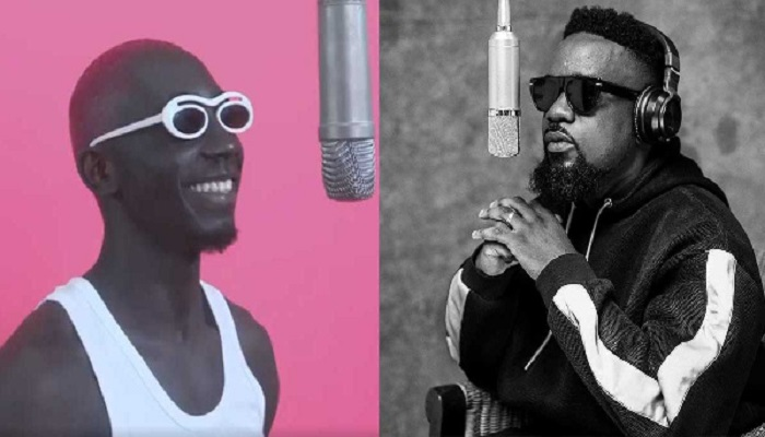 Sarkodie promises to work with new social media sensation, Bosom P Yung