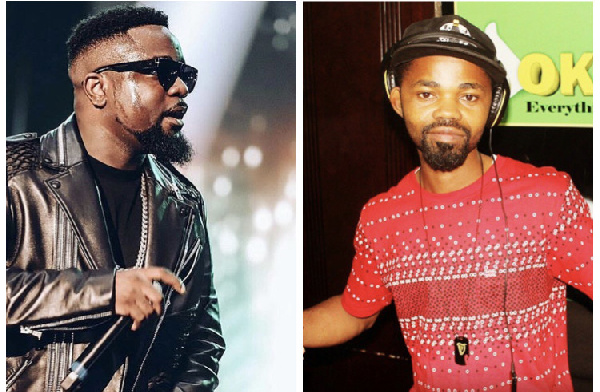 Sarkodie does not appreciate DJs when his songs are played - Okay FM's DJ Phletch