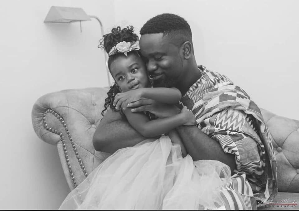 Being a father has slowed me down – Sarkodie reveals