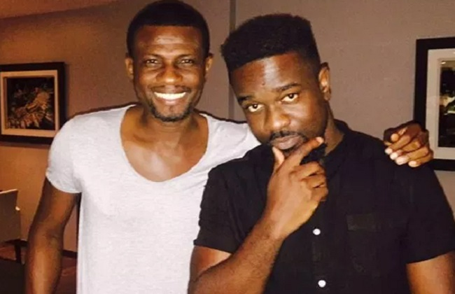 Mark Okraku Mantey reveals one thing he likes about Sarkodie's songs