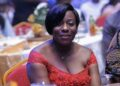 Catherine Afeku, former minister for tourism, culture and creative arts