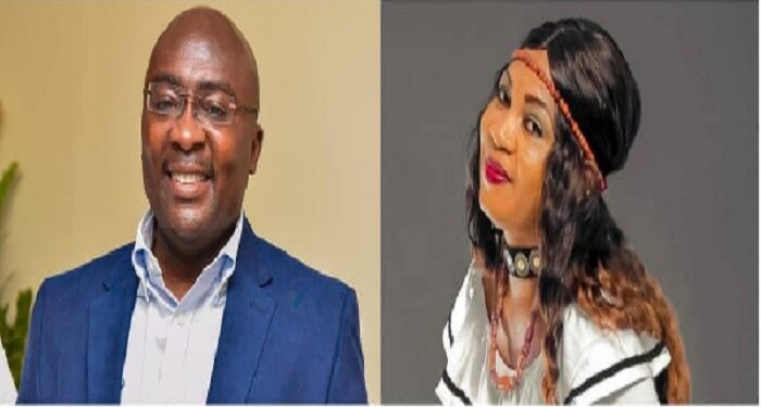 Dr. Bawumia has now decided to take care of her children's education