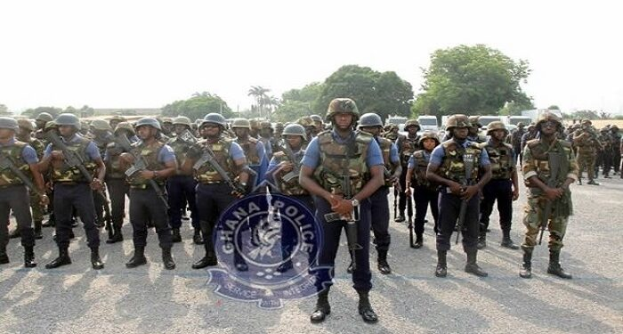 Ghanaians have complained bitterly about the harsh treatment by both the military & police