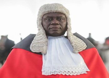 Chief Justice, Anin Yeboah