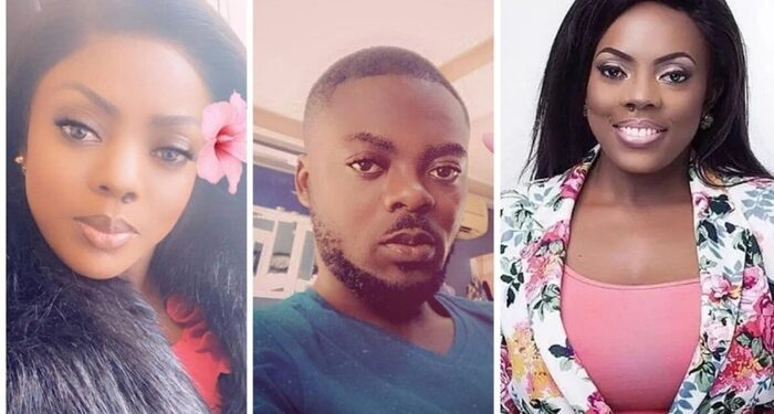 Nana Aba's alleged twin brother