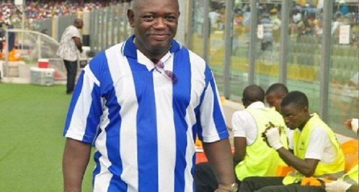 Great Olympics General Manager, Oluboi Commodore
