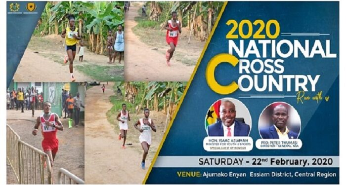 The 2020 Cross Country is scheduled for February 22