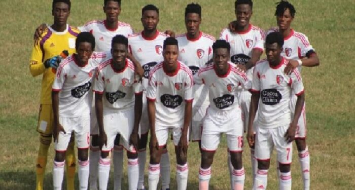 WAFA is the most valuable club in Ghana according to this report