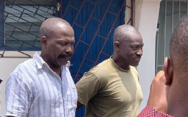Colonel Samuel Kodzo Gameli is one of 10 persons standing trial for an alleged coup attempt