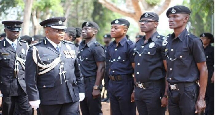 The Police is also cautioning the public to limit their visits to police stations