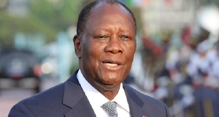Alassane Ouattara first became president in 2011 after a disputed election