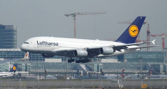 Lufthansa said it expected conditions of the deal to include the waiver of future dividend payments