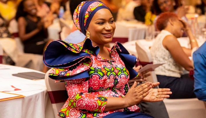 I'm the first graduate in my family - Samira Bawumia discloses