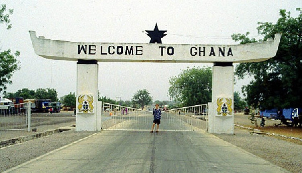 The President ordered for the closure of Ghana's borders