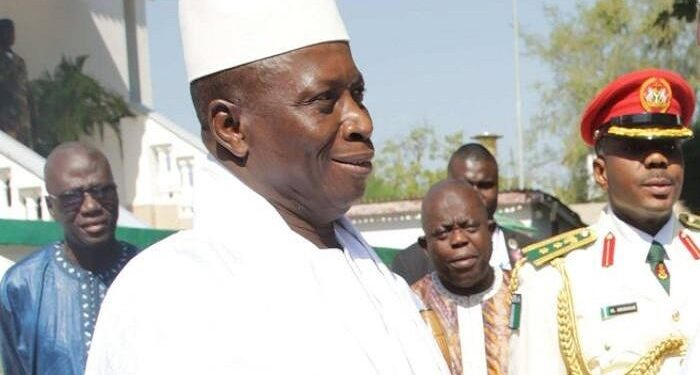 Yahya Jammeh and the 'Junglers'