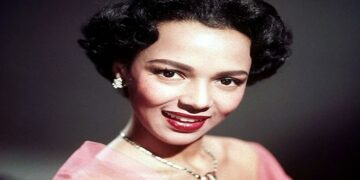 Portrait of singer/actress Dorothy Dandridge. (Photo by Ed Clark/The LIFE Picture Collection/Getty Images)