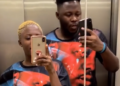 Fella Makafui and Medikal