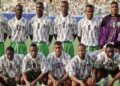 Nigeria's 1994 World Cup jersey