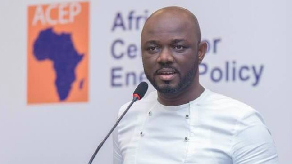 Ben Boakye, Deputy Executive Director of the Africa Center for Energy Policy (ACEP)
