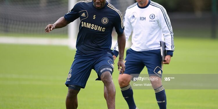 Former Black Stars player Michael Essien