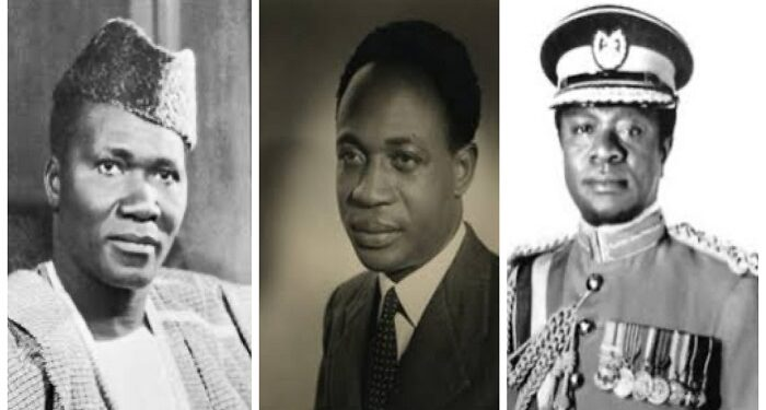 The Fight Over Kwame Nkrumah 's dead Body