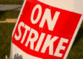 File photo: On strike