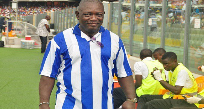 General Manager of Accra Great Olympics, Oluboi Commodore