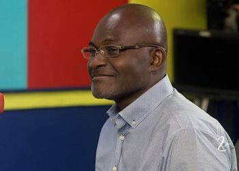 Member of Parliament for Assin Central Constituency, Kennedy Agyapong