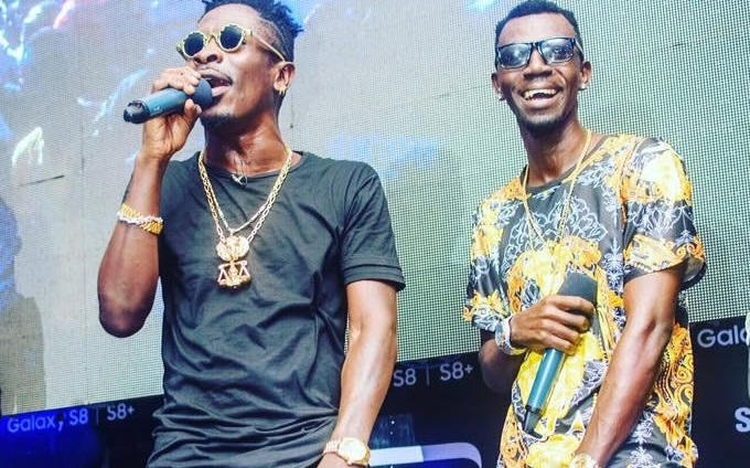 Joint 77 Makes Wild Allegations Against SM Boss,Shatta Wale