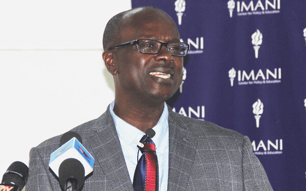 Legal luminary Professor Stephen Kwaku Asare alias Kwaku Azar