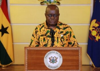A Plus says President Akufo-Addo is the cause of mistrust in Ghana's political landscape