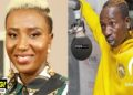 Lady Prempeh and Patapaa